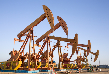 Oil Pumpjacks