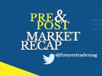 Crude Oil futures market recap