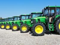 Deere cuts earnings forecast as equipment sales slow in Asia