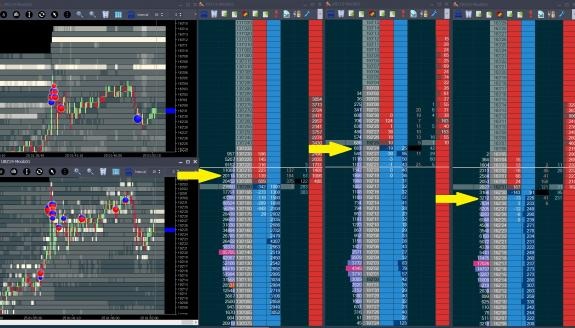 Jigsaw Trading Volume Profile Trader Tools